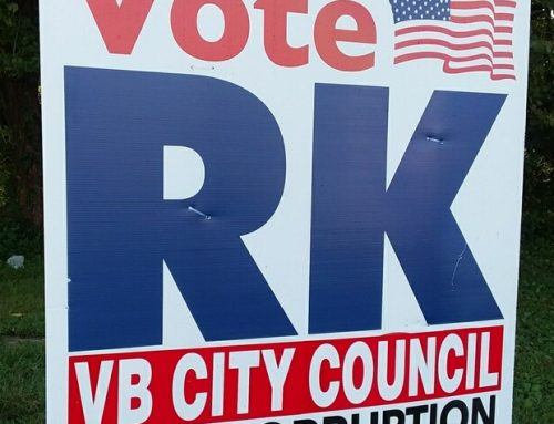 RK gets it.  Vote RK!