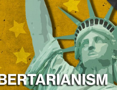 Anarchy is not Conservatism