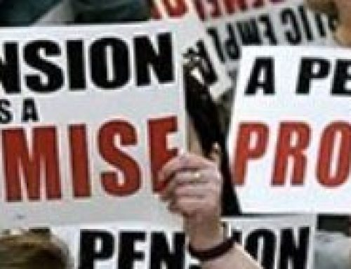 17 Years Of Not Fully Funding Pensions Is Enough