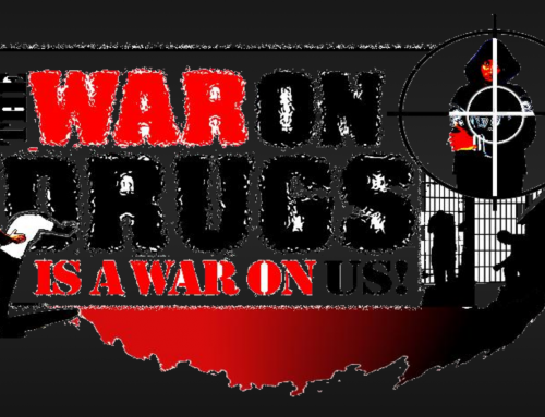 The Drug War's Self Imposed Waterloo