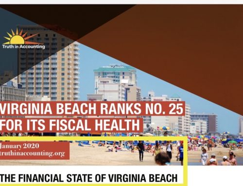 Virginia Beach Ranks #25 Behind Far More Liberal Cities